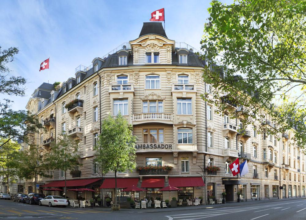 hotel ambassador à l'opera: stilvoller neuauftritt