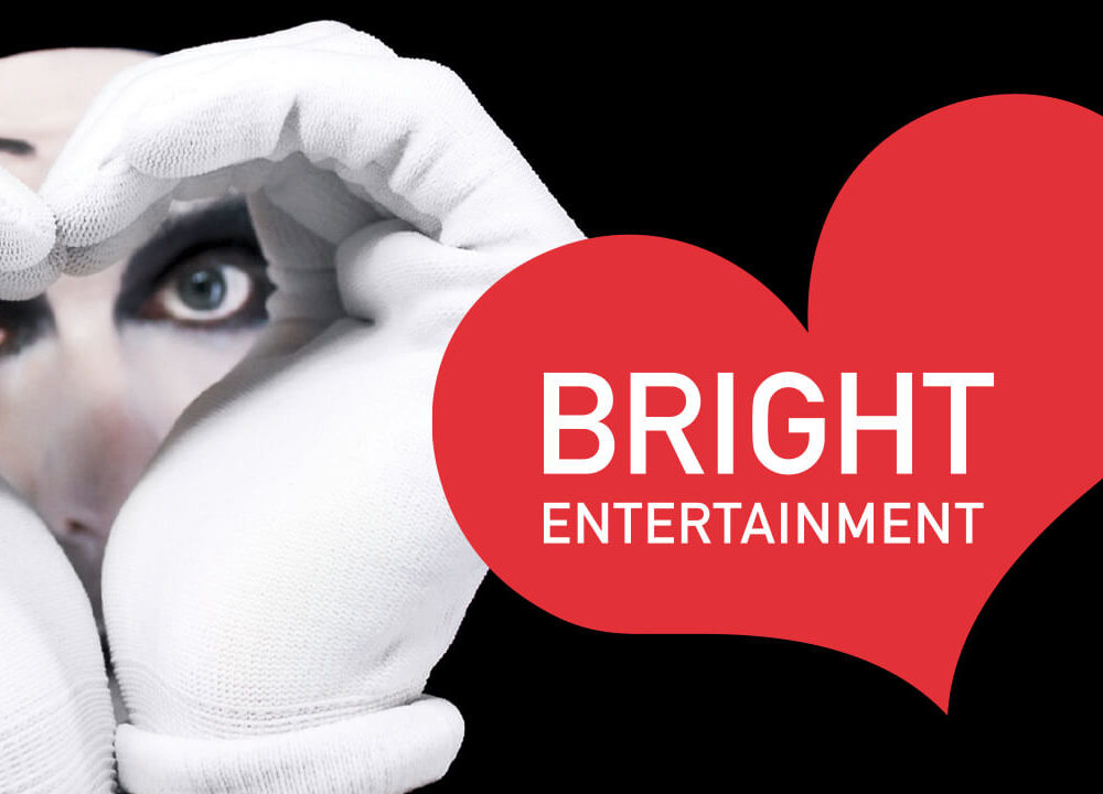 bright entertainment: auftritt voller emotionen