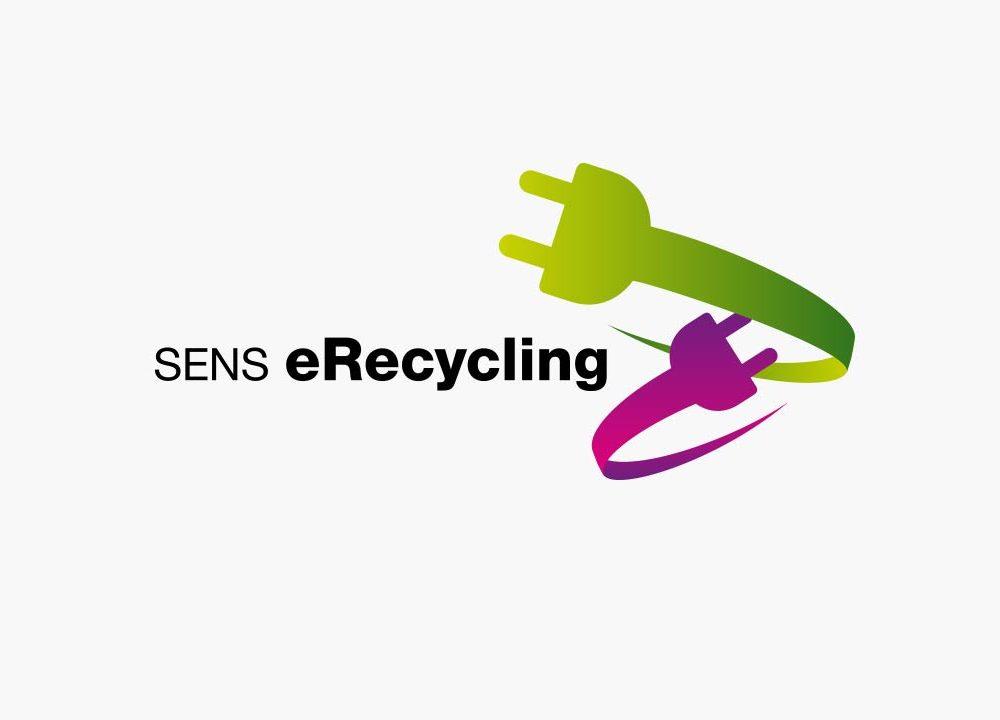 sens eRecycling: die kerntätigkeit im zentrum