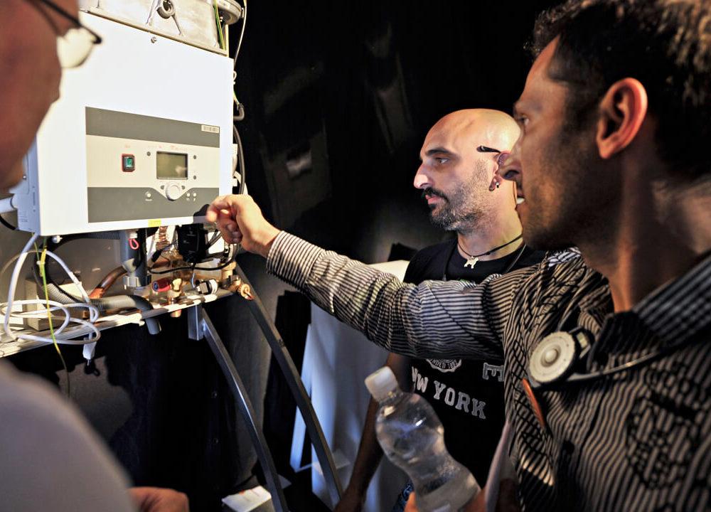 elco: ein erlebnisreicher event beim schweizer marktführer im bereich heizungslösungen