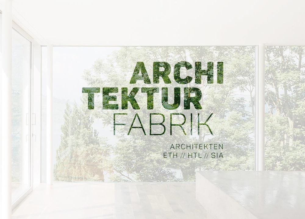 pünktlich zum 20-jährigen: redesign für die architekturfabrik