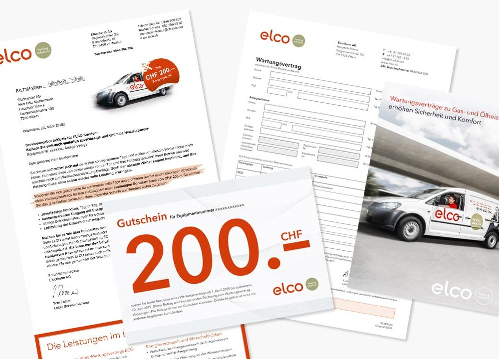 elco direct mailings