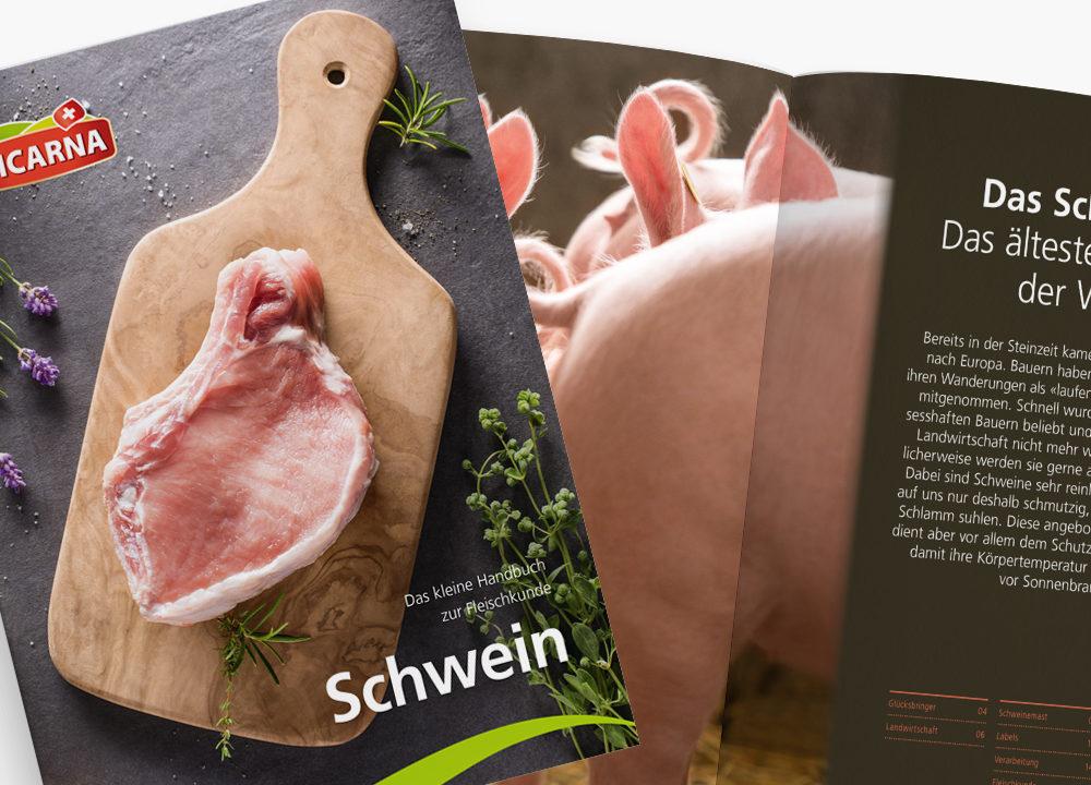 micarna: das kleine handbuch zur fleischkunde