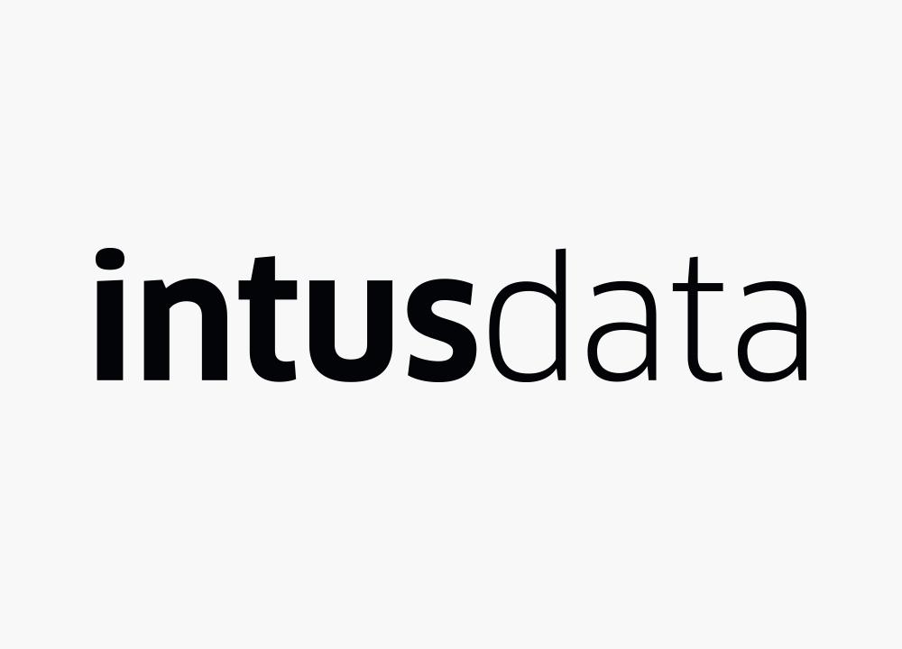 weil sie wissen, worauf es ankommt: neues corporate identity für intusdata